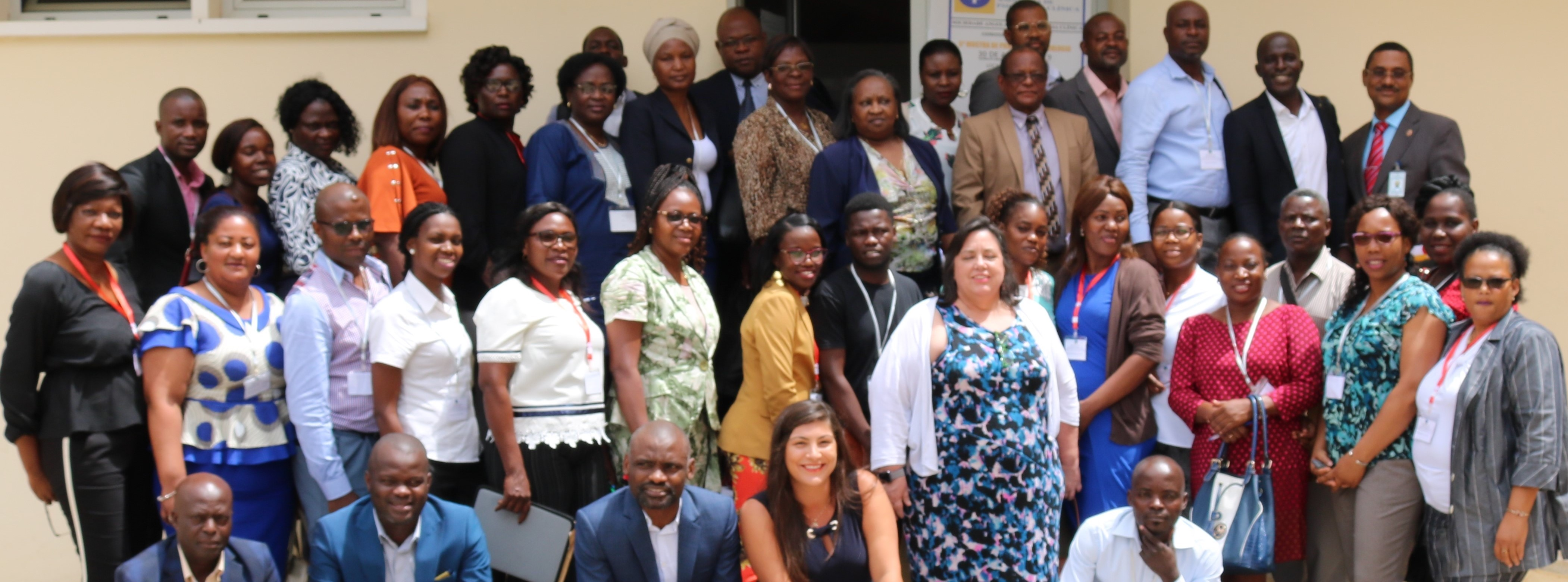 Participants at the course's launch in April, 2019. Photo credit: Julia Perri/GHSC-PSM
