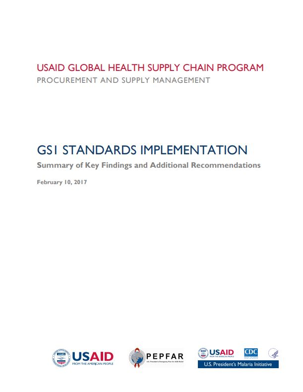 Cover of Summary of Key Findings and Additional Recommendations