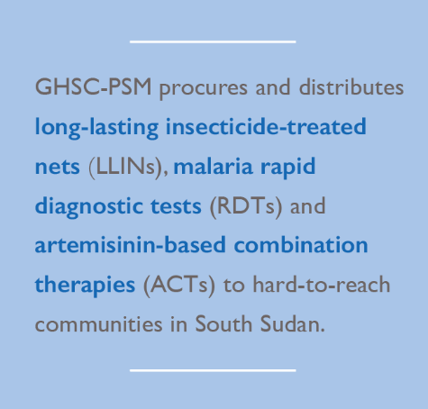 For viral load and early infant diagnosis test results alone, GHSC-PSM has transported the results of more than 140 patients, enabling diagnosis and treatment initiation up to eight weeks earlier than in the past.