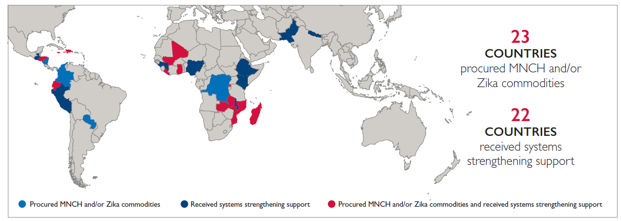 MNCH Investments Map