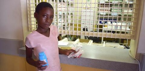 Helvi, an MMD and Pediatric Patient in Namibia